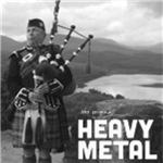 Heavy Metal Bagpipes Accessories