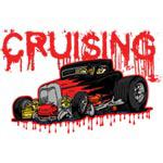 Cruising Paintdrips