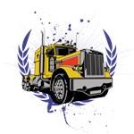 Grungy Trucker