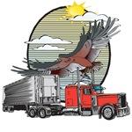 Truck Driver Eagle