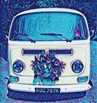 Hippy Holiday Camper