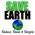 Save Earth T-Shirts & Gifts