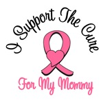 I Support The Cure For My Mommy  T-Shirts