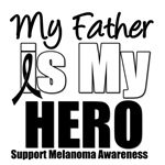 Melanoma Hero (Father) T-Shirts & Gifts