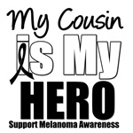 Melanoma Hero (Cousin) T-Shirts & Gifts