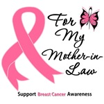 Breast Cancer For My Mother-in-Law Shirts & Gifts