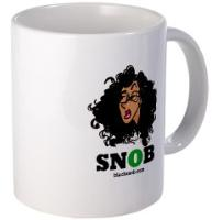 Limited Edition Snob Girl Mugs