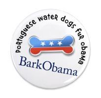 Dog breeds for Obama buttons
