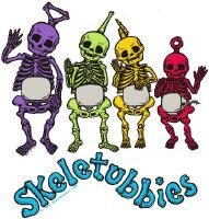 Skeletubbies (Teletubbies) parody