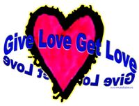 Give Love/Get Love -2 styles
