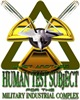 Human Test Subject Yellow Sign