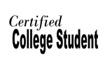 Certified College Student