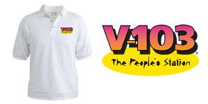 V-103 Men's Golf Shirts
