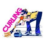 Curling - Curlers Curl