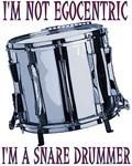 Egocentric Drummer