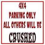 4x4 Parking