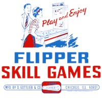 Gottlieb® Flipper Skill Games