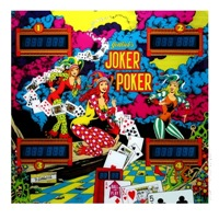 Gottlieb&reg; Joker Poker