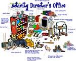 Gals Activity Office