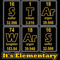 Star Wars: It's Elementary