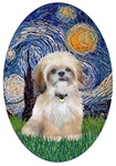 STARRY NIGHT<br>& Shih Tzu (P)