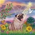 CLOUD ANGEL<br>& Fawn Pug #2
