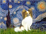 STARRY NIGHT<br>& Fawn Papillon