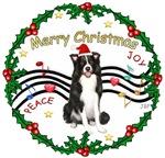 CHRISTMAS MUSIC 1MC<br>&Border Collie