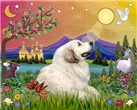 FANTASY LAND<br>& Great Pyrenees