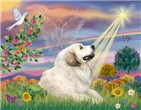 CLOUD ANGEL <br>& Great Pyrenees