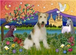 FANTASY LAND<br>& Wire Fox Terrier