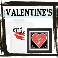 Valentines T-shirts & Gifts for Your Valentine