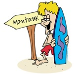 Montauk Beach T-shirts & Gifts