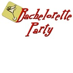 Martini Bachelorette Party T-shirts