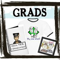 Graduation T-shirts and Graduation Gifts
