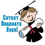 Boys Graduation T-shirts and Grad Gifts