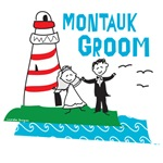 Montauk Groom Favors, T-shirts and Gifts