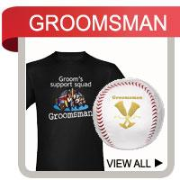 Groomsmen T-shirts & Gifts