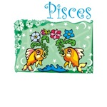 Pisces T-shirts and Gifts