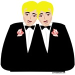Gay Wedding T-shirts, Favors, Gifts