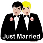 Gay Wedding T shirts, Sweatshirts, Gifts, Favors