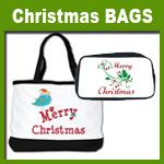 Christmas Bags, Totes, Holiday Gifts
