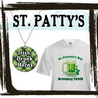 St. Patrick's Day T-shirts & Gifts