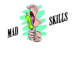 Mad Licking Skills T-shirts & Gifts