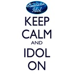 American Idol Keep Calm T-shirts and Gifts