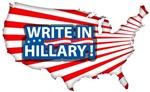 Write in Hillary!