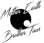 Mother Earth Brother Taus black and white