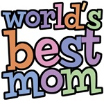 World's Best Mom Mother's Day T-Shirts & Gifts