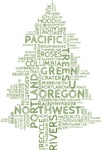 Oregon Word Tree