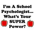 I'm a School Psychologist